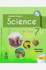 Lakhmir Singh's Science Book-7 Paperback