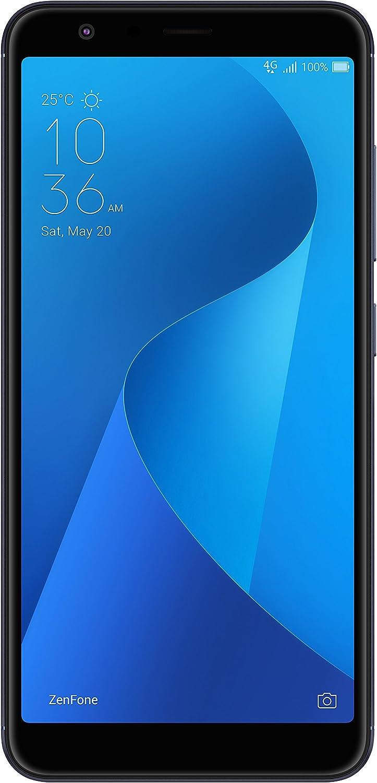 ASUS ZenFone Max Plus ZB570TL-MT67-3G32G-BK - 5.7 1920x1080-3GB RAM - 32GB storage - LTE Unlocked Dual SIM Cell Phone - US Warranty - Black 71TpK1k5VVL