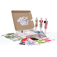 Vervaco – Kit para número 40 Dress Your Doll Outfit Making