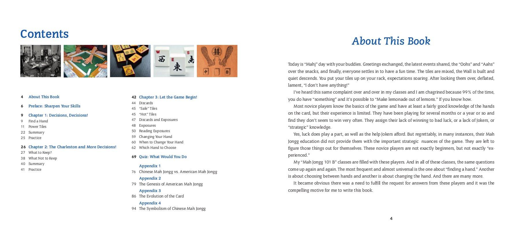 Winning American Mah Jongg Strategies: A Guide for the