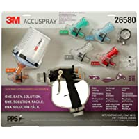 $203 » 3M Accuspray Paint Spray Gun System with PPS 2.0, 26580, Standard, 22 Ounces, Use for Cars,…