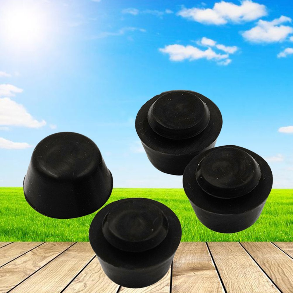 UKCOCO 4 piezas de almohadillas de goma para patas de impresora 3D ...