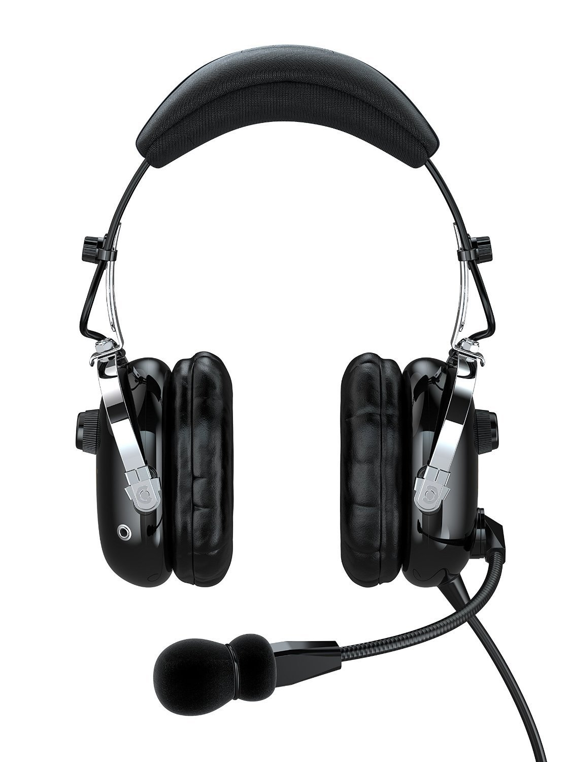 Amazon.com: Faro G2 ANR (Active Noise Reduction) Premium Pilot Aviation  Headset with Mp3 Input - Black: Home Audio & Theater