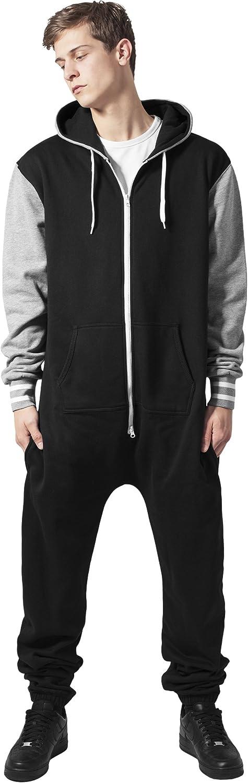 Urban Classics College Sweat Jumpsuit Streetwear Chándal Vestido ...