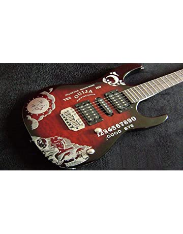 Set Ouija Stickers Body Guitar & Bass Pegatinas Decoracion Cuerpo Guitarra (plata)