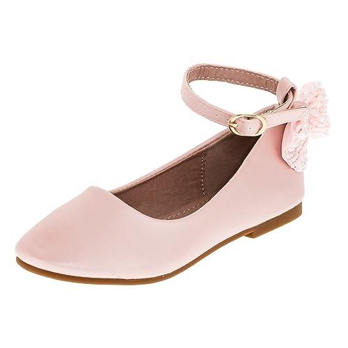 Topgrowth Ballerine Bambina Eleganti Sneaker Scarpe di Pelle Scarpe Casual  Festa Bimba Primigi Primavera c41896a8ef7