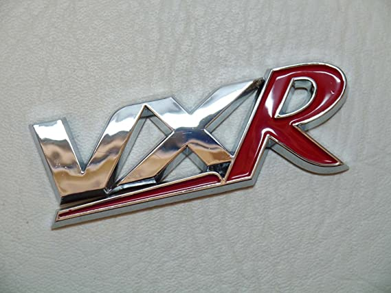 RunQiao VXR Boot Badge Emblem Logo Decal Sticker