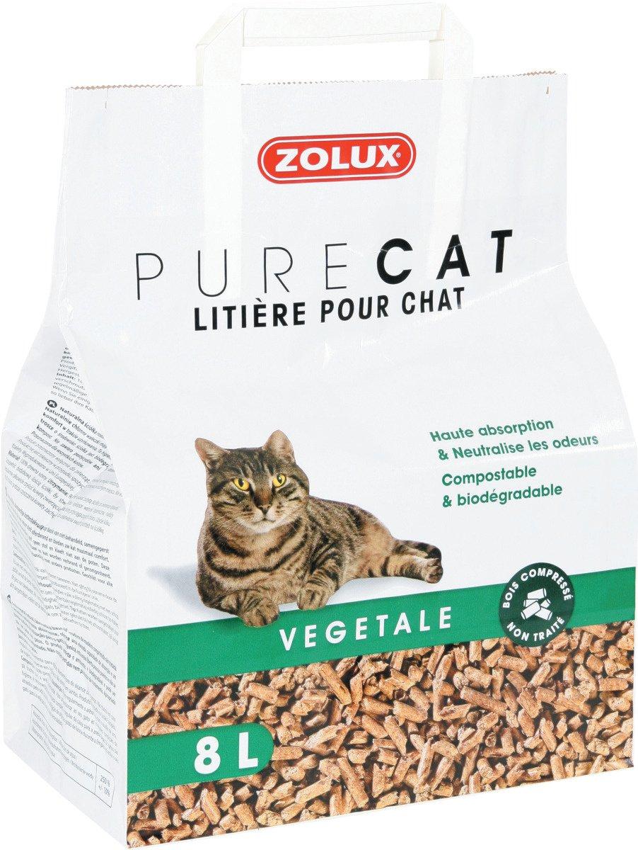 Liti/ère Liti/ère Pure Cat V/ég/étale Naturelle 8 L