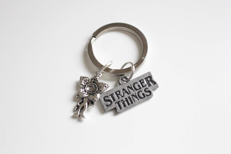 Stranger Things Demogorgon Keyring Keychain