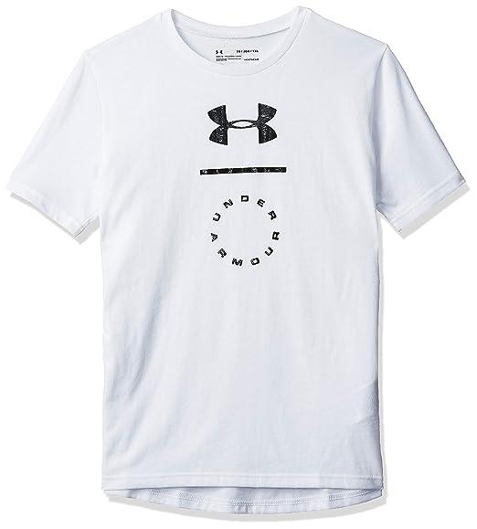 Maglietta a Maniche Corte Bambina Tech Big Logo Under Armour
