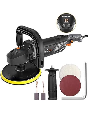 Pulidora Coche, Tacklife 1500W Pulidora para Coche Profesional, Control de Velocidad Electrónico 600-