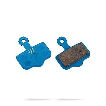 2 Paar Scheibenbremsbelag Bremsbelag Disc für Magura MT5 Rot