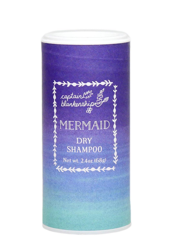 Captain Blankenship - Organic Mermaid Dry Shampoo (2 oz)