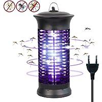 Lámpara matainsectos eléctrica con luz ultravioleta, protección contra