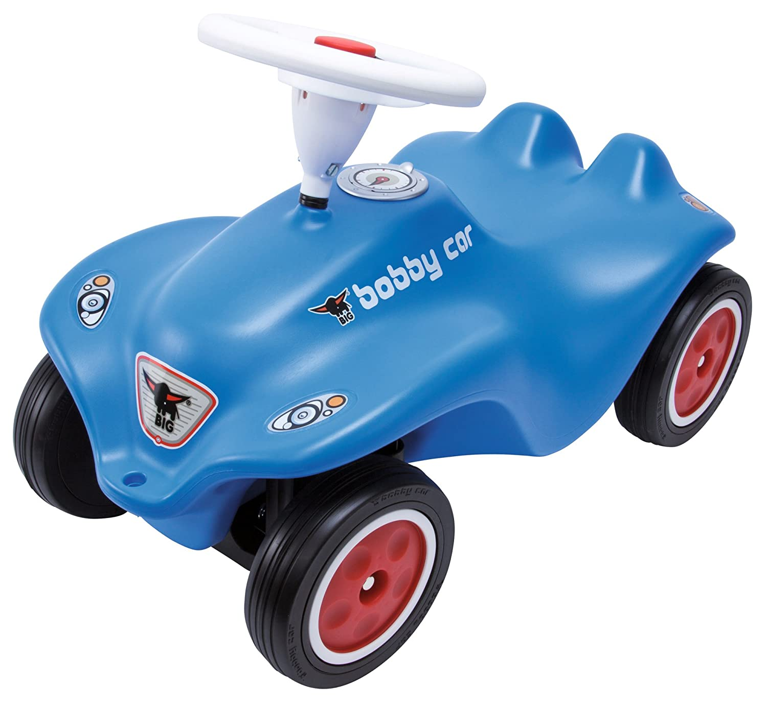 BIG 56201 - New Bobby Car, blau 800056201