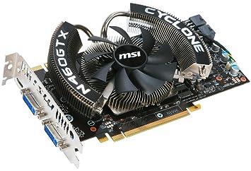 MSI V232-004R - Tarjeta gráfica (GeForce GTX 460, 2560 x ...
