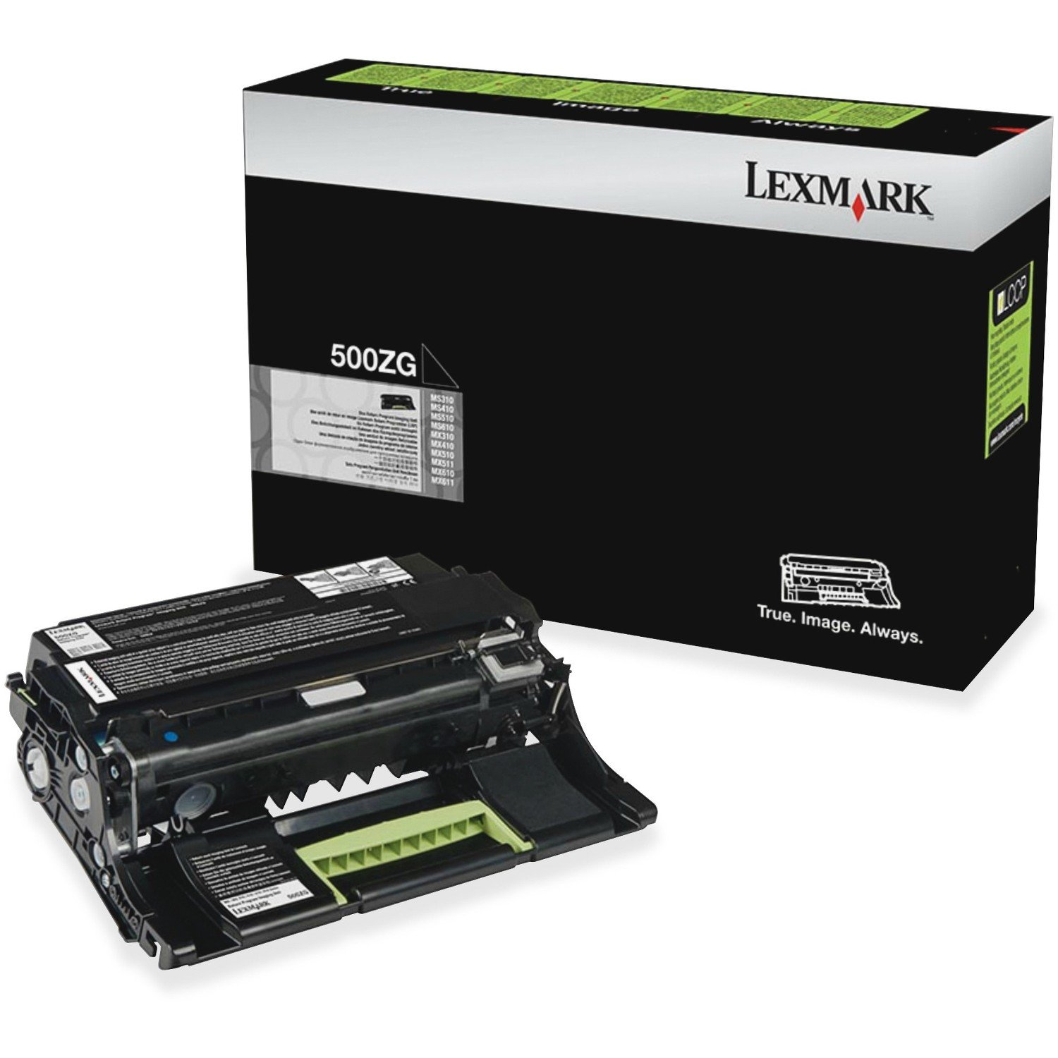 Lexmark 50F0Z0G 500ZG Return Program Imaging Unit (60K)