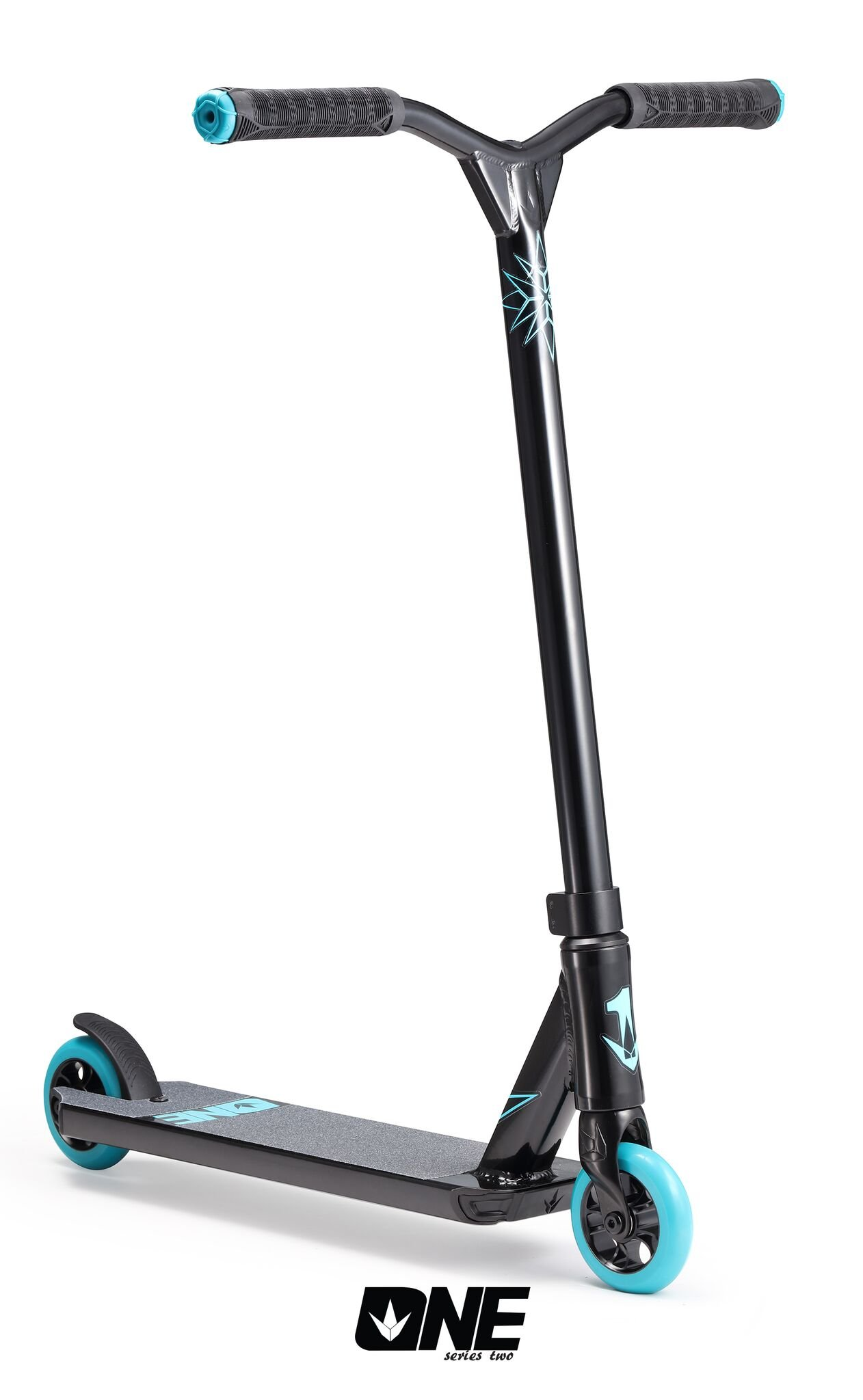Envy One Series 2 Scooter (Teal) by Envyscooters