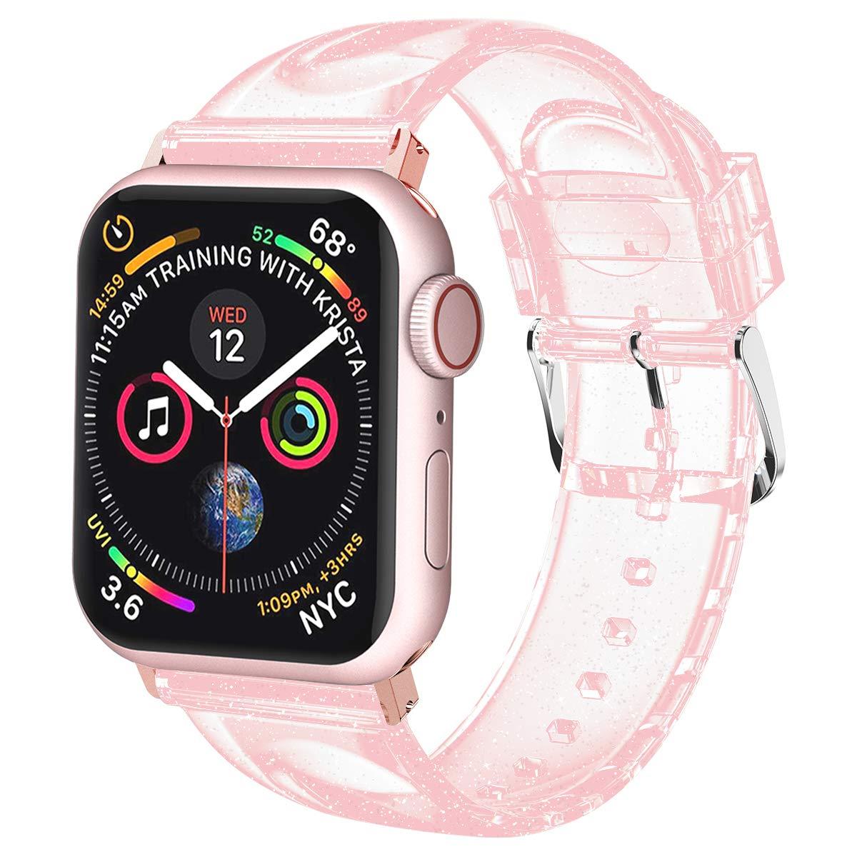 Malla Silicona para Apple Watch (42/44mm) IITEEOLOGY [VBCZP]