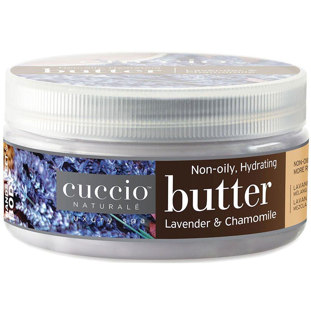 Cuccio Lavender and Chamomile Body Butter, 8 Ounce : Beauty