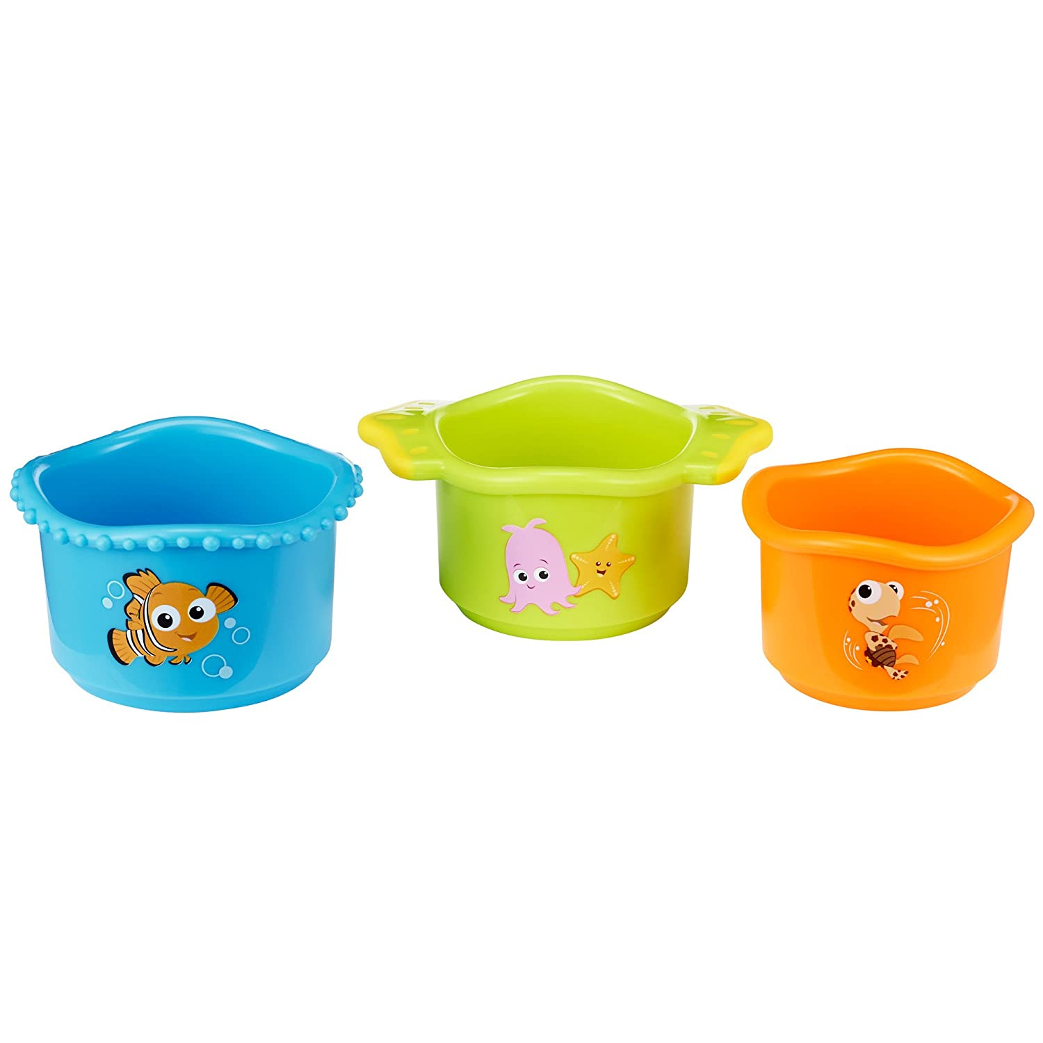 The First Years Disney Nemo Bath Cup, Adorable Bathing Toy