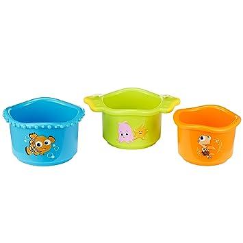 Amazon.com: Los primeros años Disney taza de baño, Nemo: Baby