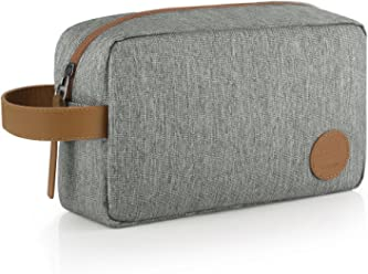 Accessori Bagno Marrone : Amazon.it: gagaku: borsa da toilette