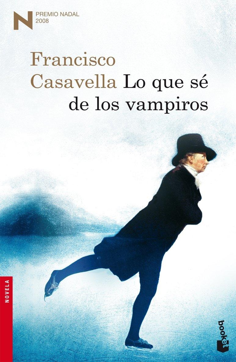 Lo que sé de los vampiros (Booket Logista)