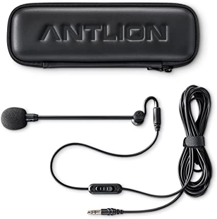 Antlion Audio ModMic Attachable Boom Microphone Noise