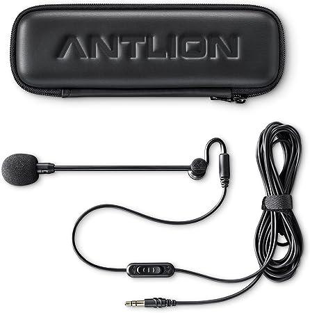 Microfon Antlion ModMic Wireless, aptX, switch Uni/Omni directional, receiver USB