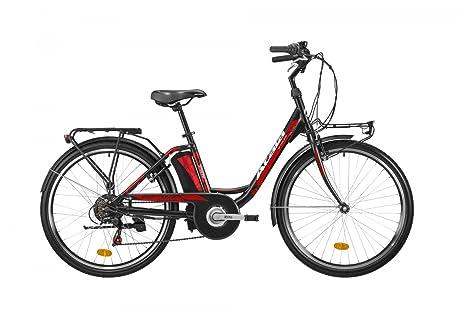 Bici Bicicletta Elettrica Passeggio Atala E Route Ruota 26 Telaio 42 Batteria Litio 36v