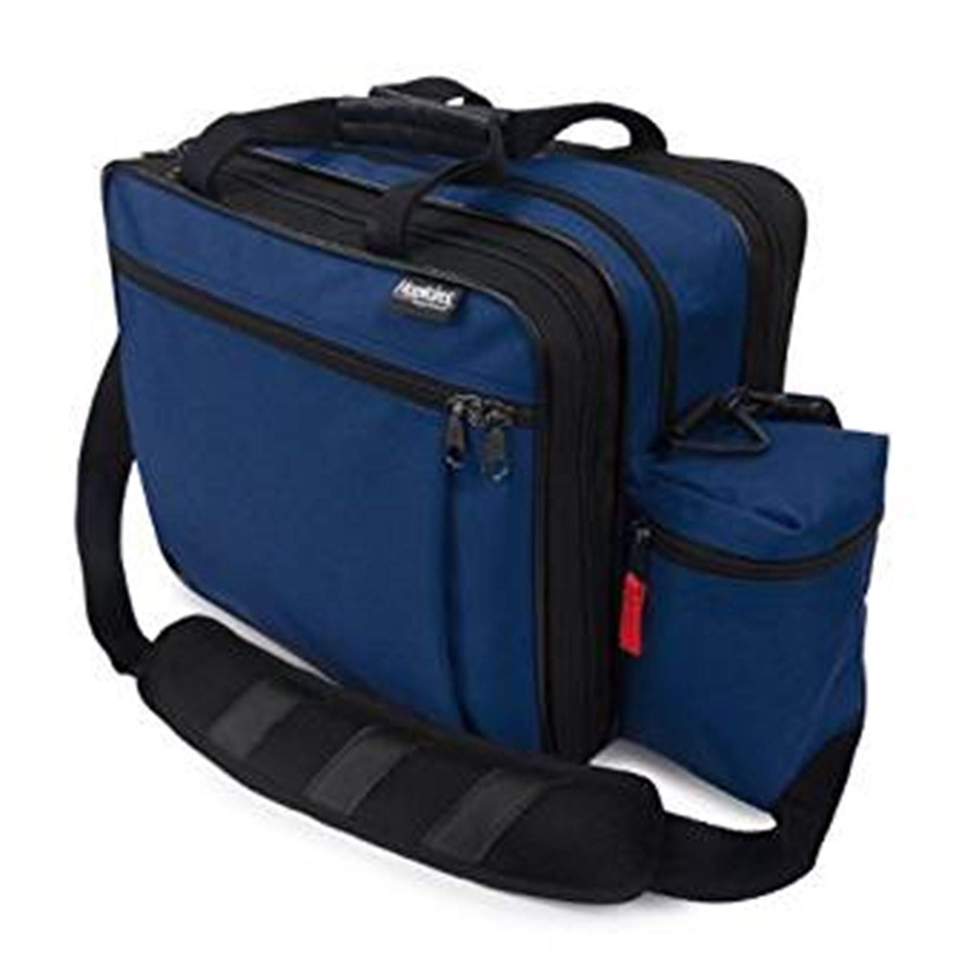 Hopkins Medical EZ View Med Bag - Navy Blue by Hopkins Medical Products