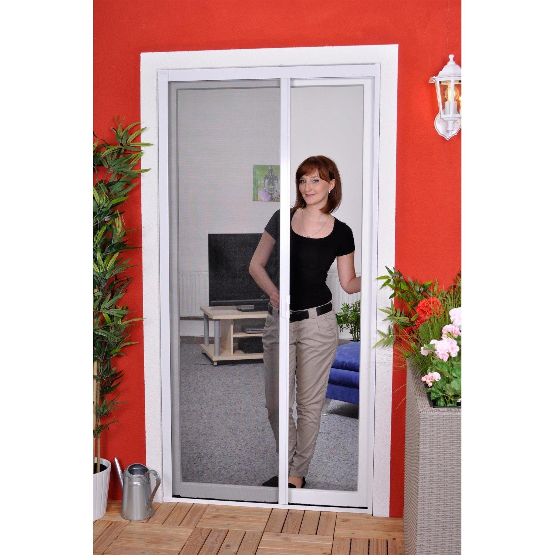 Hervorragend Slim Rollo - Fliegengitter für Tür als Rollo - Insektenschutzrollo  SP44