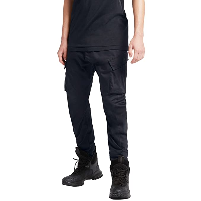 c396c7950dfe7 Nike Lab ACG Cargo Men's Pants (Large, Black): Amazon.ca: Clothing ...