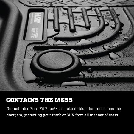 Kagu Rubber 3D MAXpider Cargo Custom Fit All-Weather Floor Mat for Select Honda Civic Hatchback Models Black