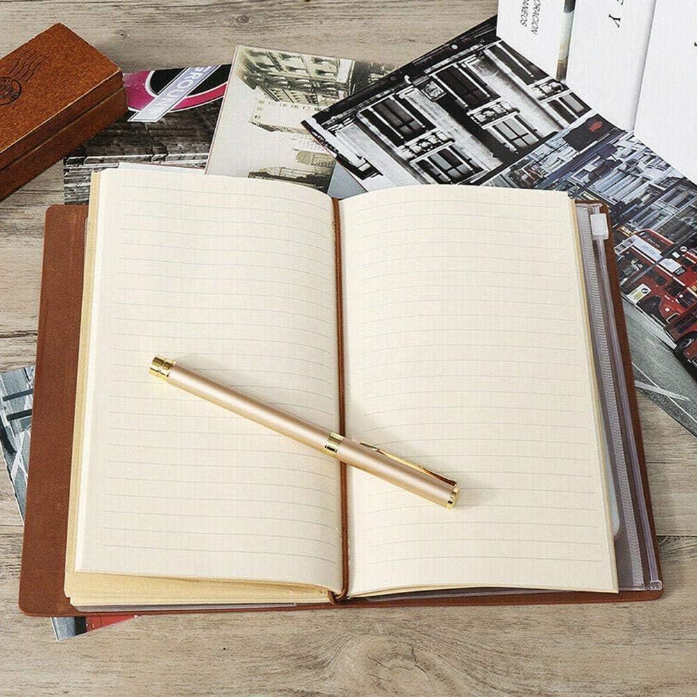 profiter de la ballade Ne jamais oublier votre chemin du retour domicile Carnet de voyage de 120 pages /à Ma Fille Cuir Journal