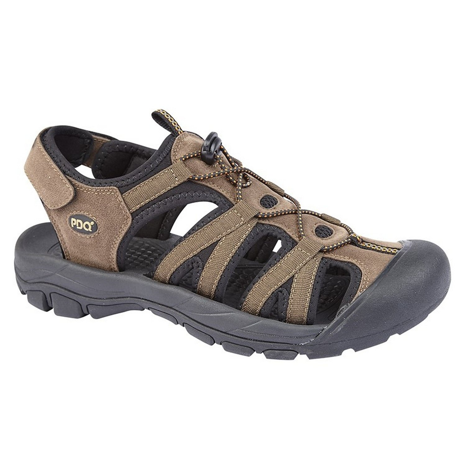PDQ Superlight Mens Sports Sandal (11 US) (Brown)