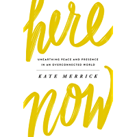 Here, Now: Unearthing Peace and Presence in an Overconnected World (English Edition)