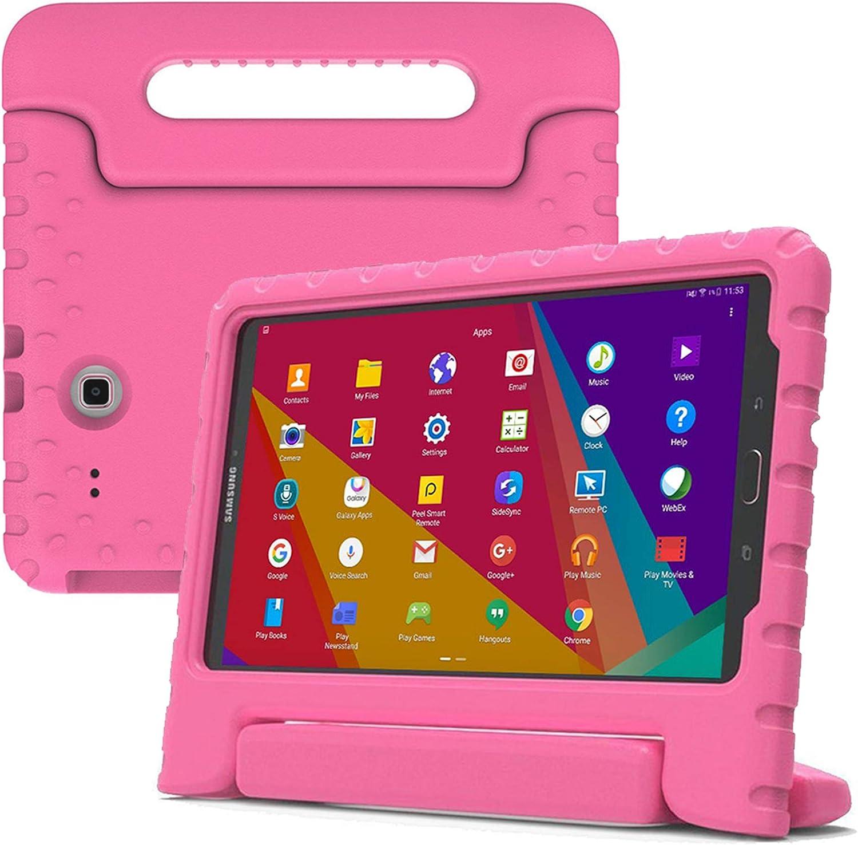 Cooper Dynamo [Funda Resistente] para Samsung Tab 3 Lite 7, Tab E Lite | Carcasa Tableta, manija, Protector Pantalla (Rosa): Amazon.es: Electrónica