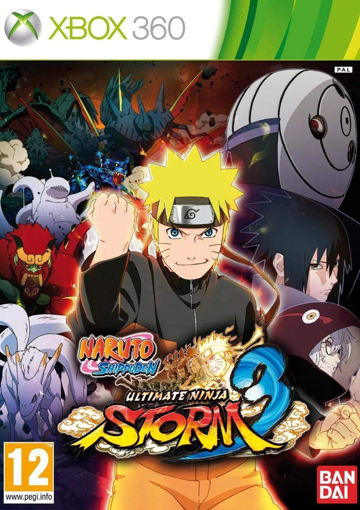 Naruto Shippuden : ultimate Ninja storm 3 - édition day one ...