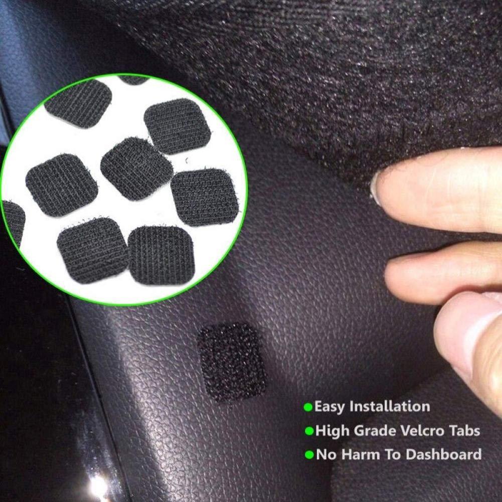 para Hyundai Kona Kauai Encino 2018 2019 JISHUREN Tablero de Instrumentos Alfombrilla para la Cubierta Instrumento de protecci/ón Solar Alfombra Proteger Accesorios para el dise/ño del autom/óvil