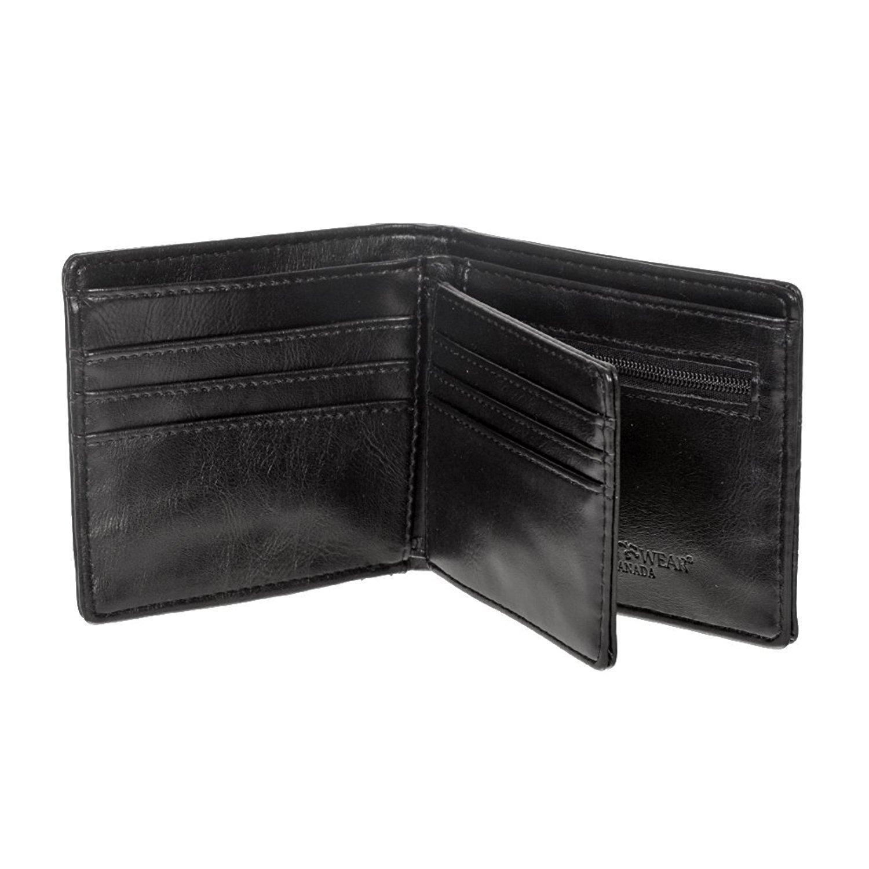 5116cd1351f9a Shag Wear Men s Bifold Wallet Gargoyle at Amazon Men s Clothing store