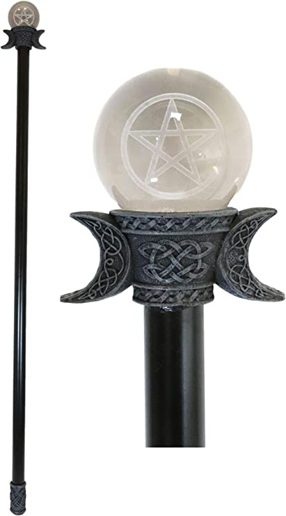 Grip of Fire Dragon Claw Glow In The Dark Decorative Prop Walking Swagger Cane