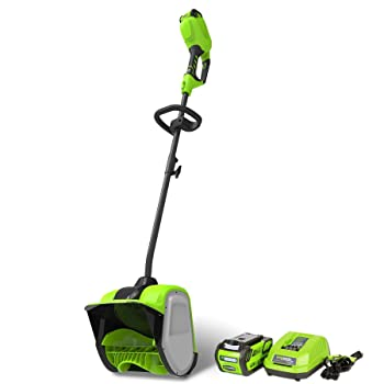 Greenworks 2600702 Snow Shovel