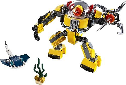 LEGO Creator 3 in 1 Underwater Robot 31090 Building Kit