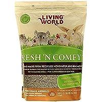 Living World Fresh N Comfy Bedding, 10-Liter, Tan