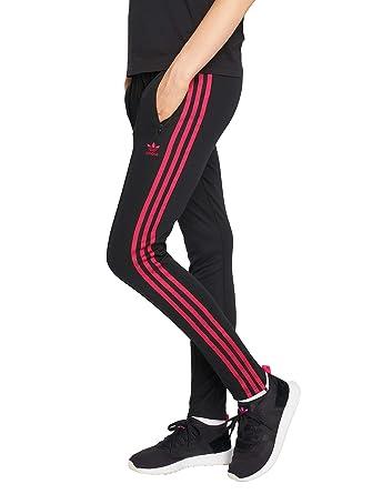 adidas Originals Femme Pantalons   Shorts Jogging LF Sweatpants  Amazon.fr   Vêtements et accessoires eb4ce5a9af4