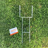MTB H Frame Wire Stakes 30 x10-inch (Pkg of 25) 9ga