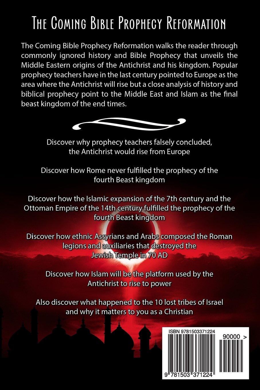 Theing Bible Prophecy Reformation: Mr Rodrigo Silva: 9781503371224:  Amazon: Books
