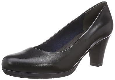 Tamaris 22404, Chaussures à Talons Avant du Pieds Couvert Femmes